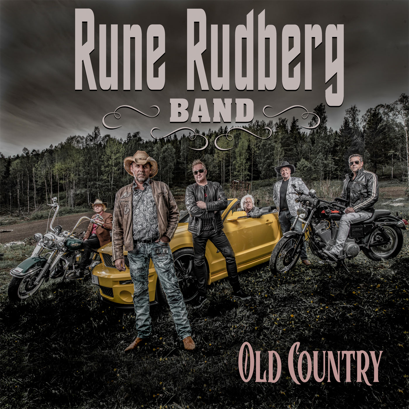 Rune Rudberg Band – Old Country