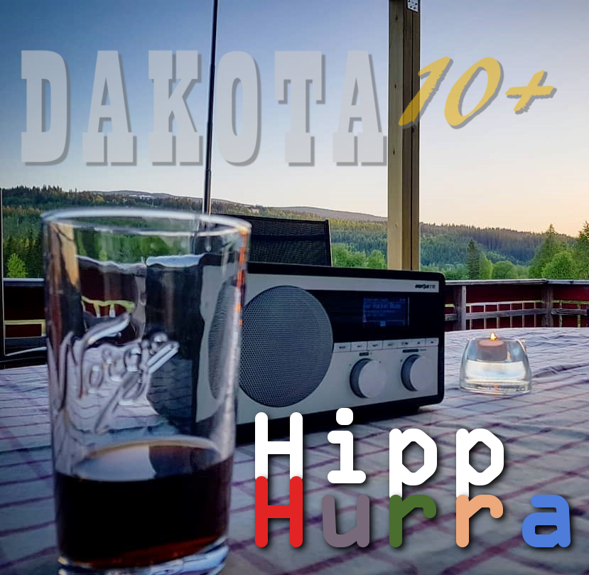 Dakota – Hipp hurra