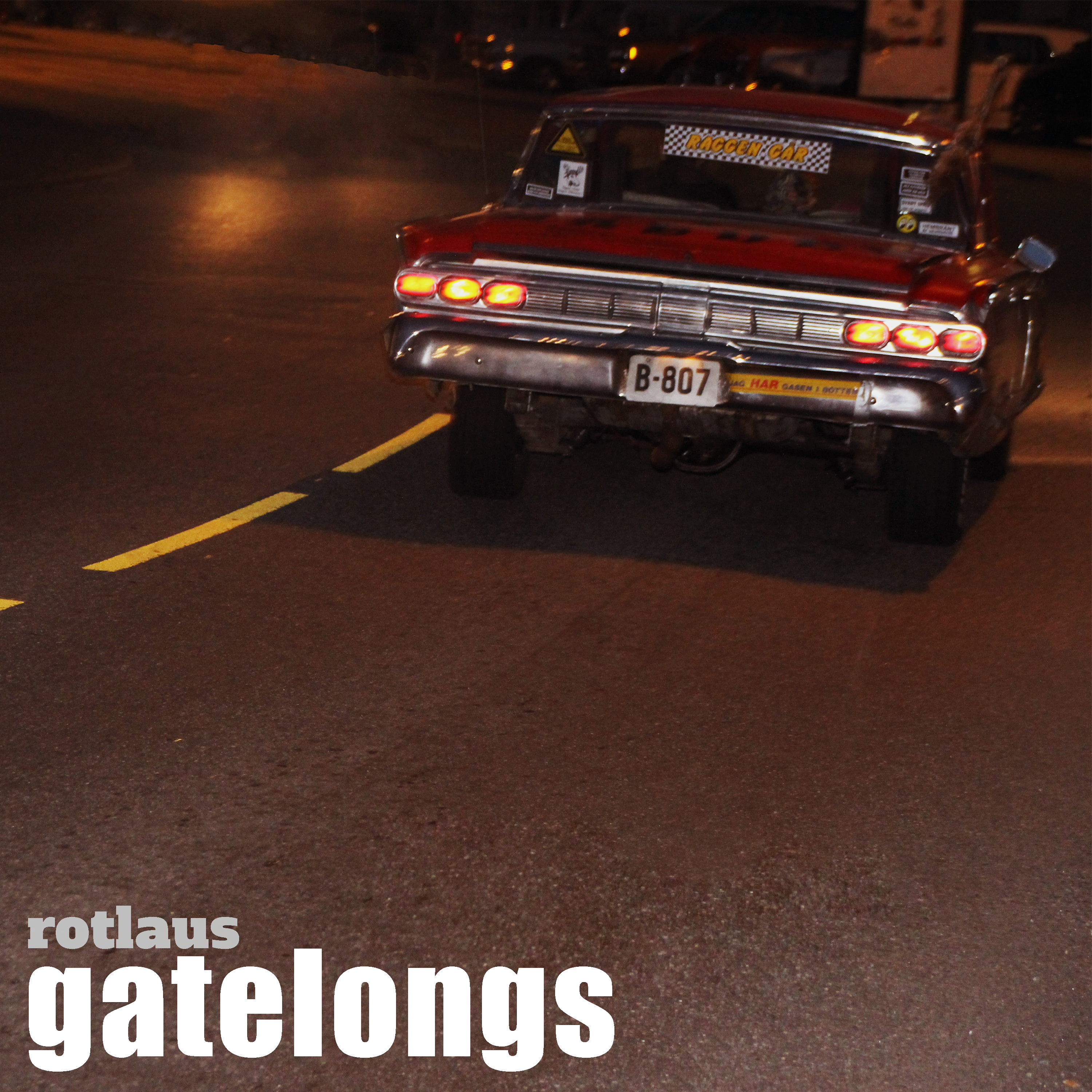Gatelongs - Out Now!
