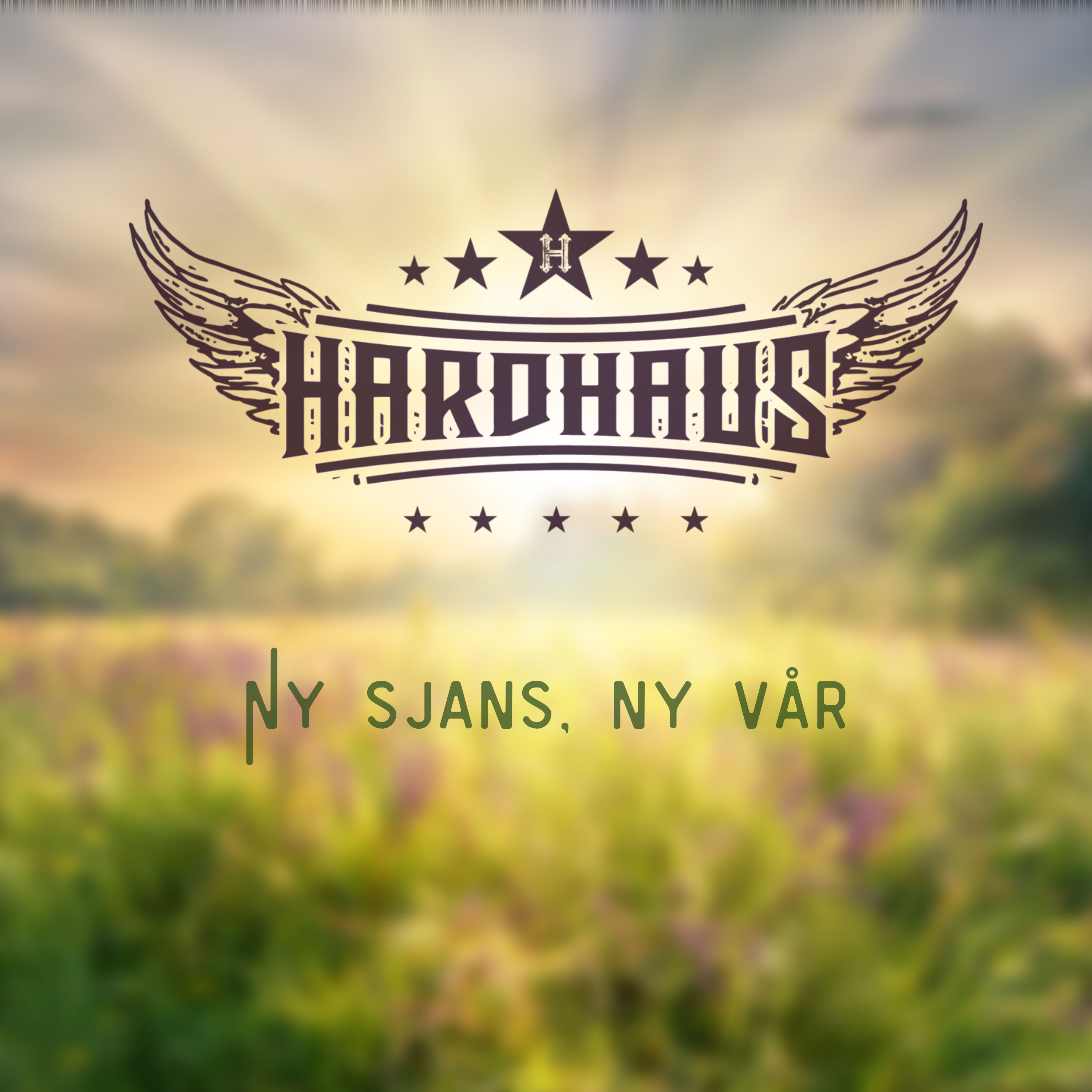 "Hardhaus single release ""Ny sjans, ny vår"" out now!"