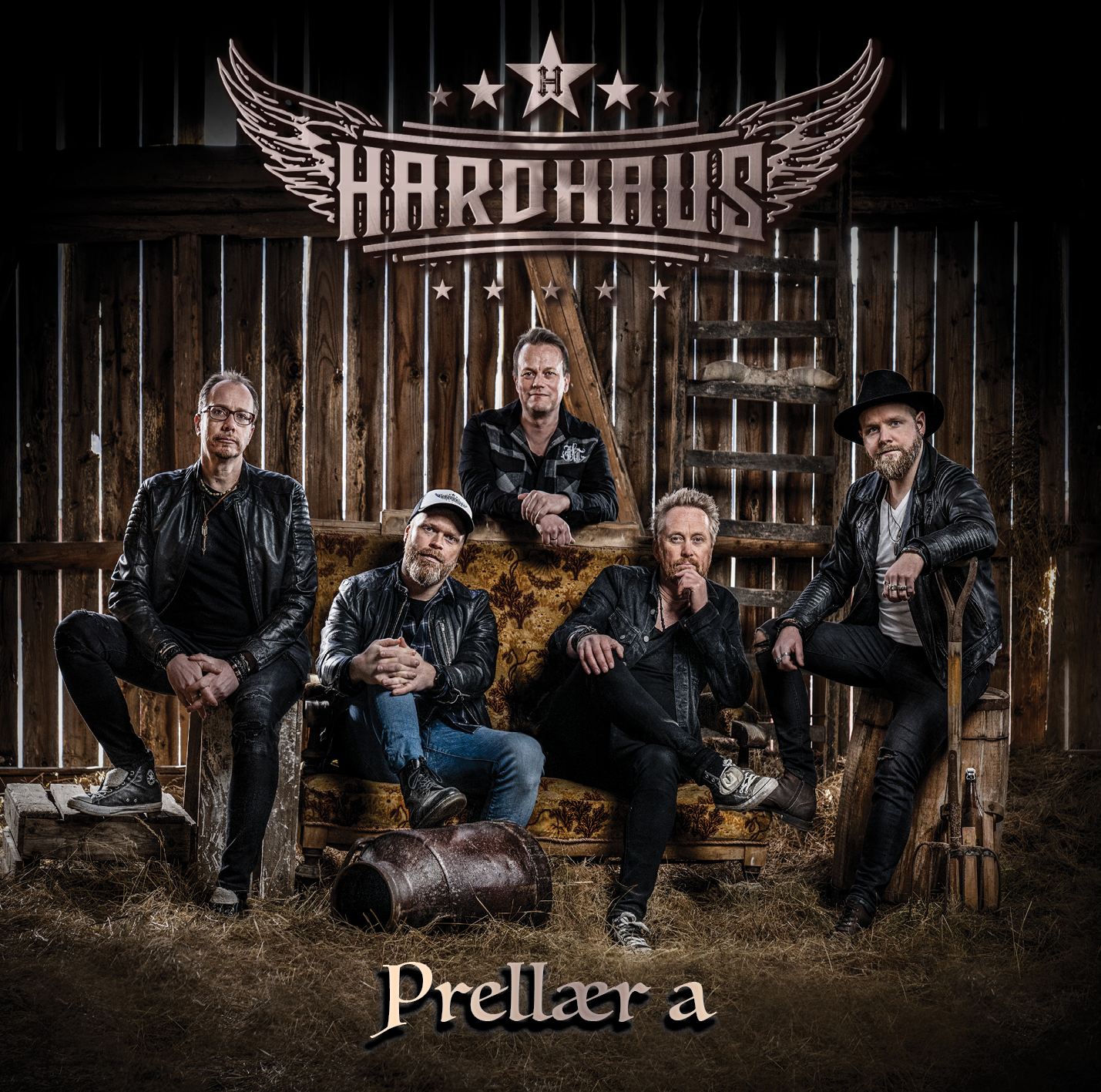 New album from Hardhhaus