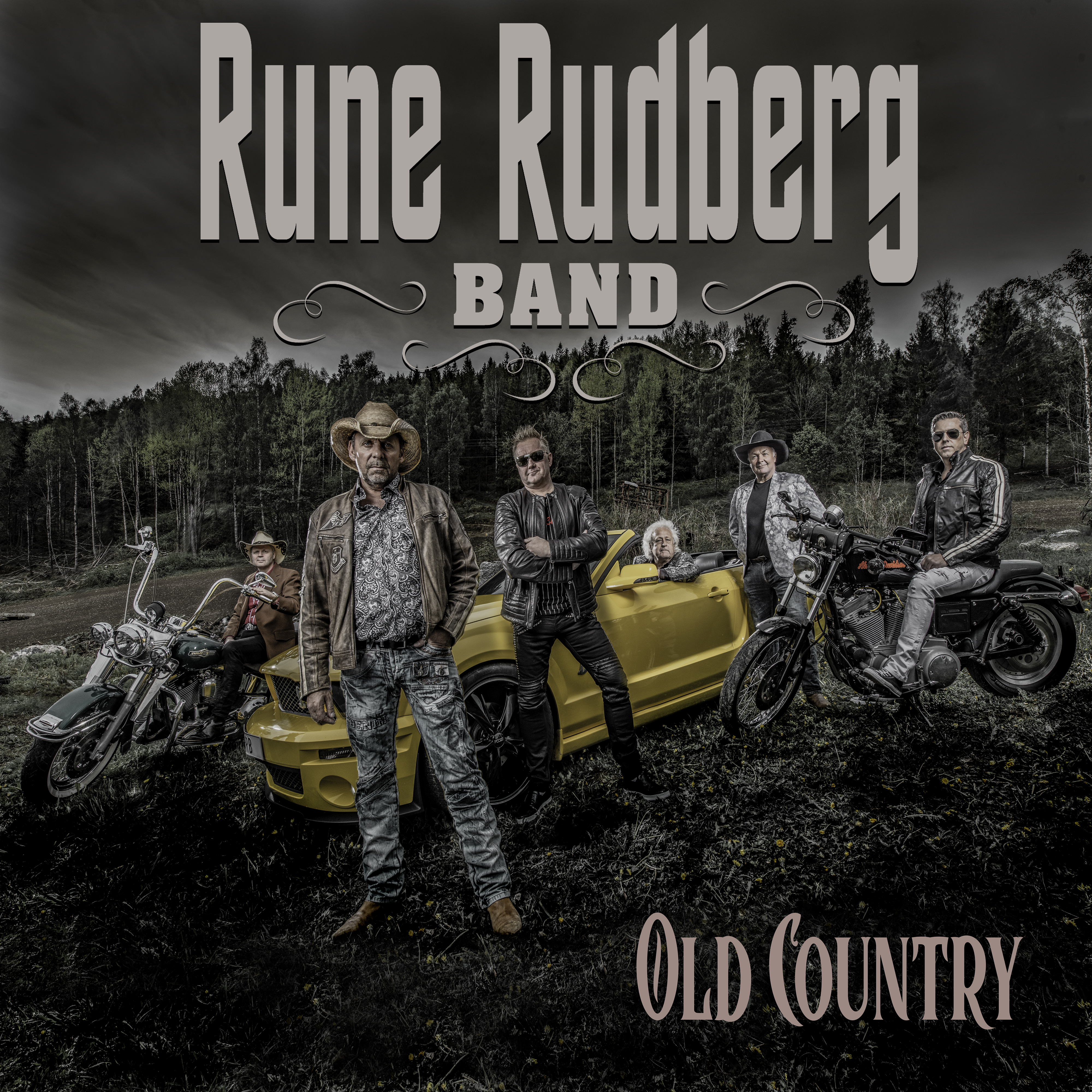 New album-release from Rune Rudberg Band