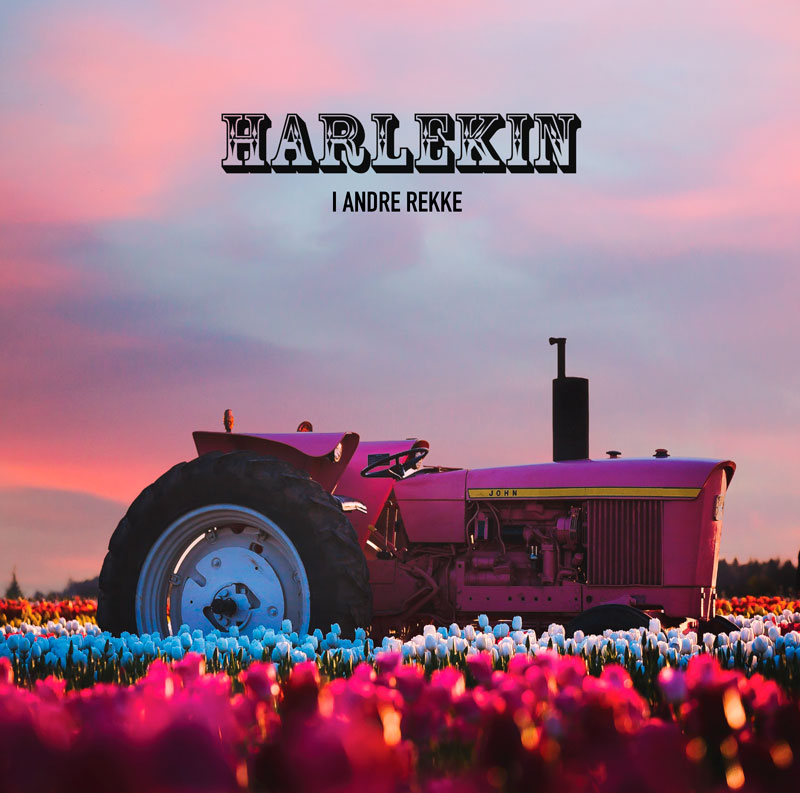 Debut album from Harlekin out now!
